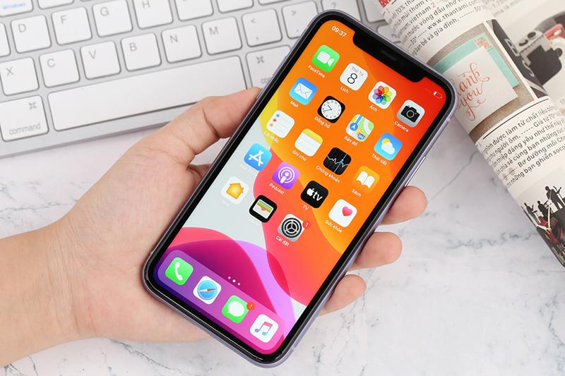 Điện thoại iPhone 11 64GB | Trải nghiệm thao tác