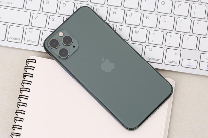 Điện thoại iPhone 11 Pro 64GB | Hiệu năng mạnh mẽ