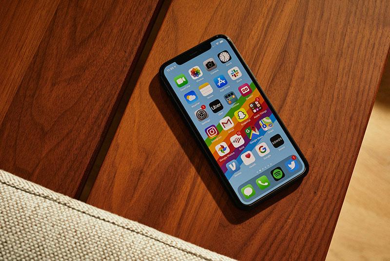 Điện thoại iPhone 11 Pro 64GB | Giao diện màn hình chính