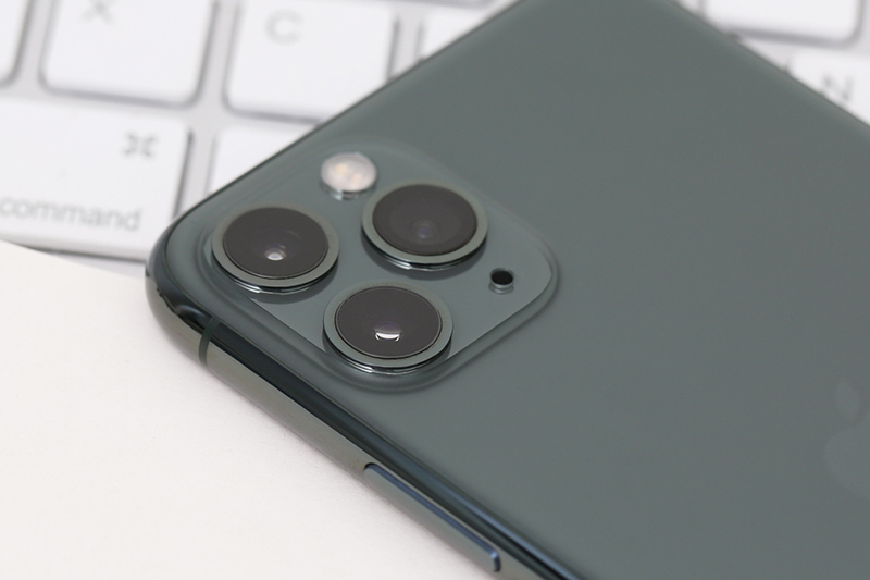 Điện thoại iPhone 11 Pro 64GB | Thiết kế bộ 3 camera sau