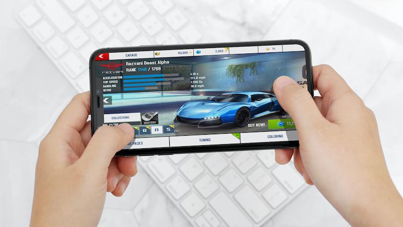 Điện thoại iPhone 11 Pro Max 64GB | Trải nghiệm chơi game