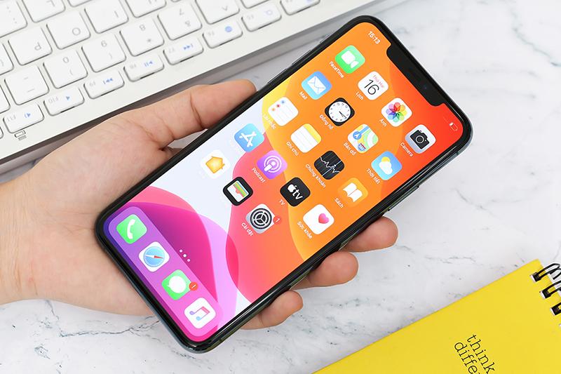 Điện thoại iPhone 11 Pro Max 64GB | Trải nghiệm xem phim