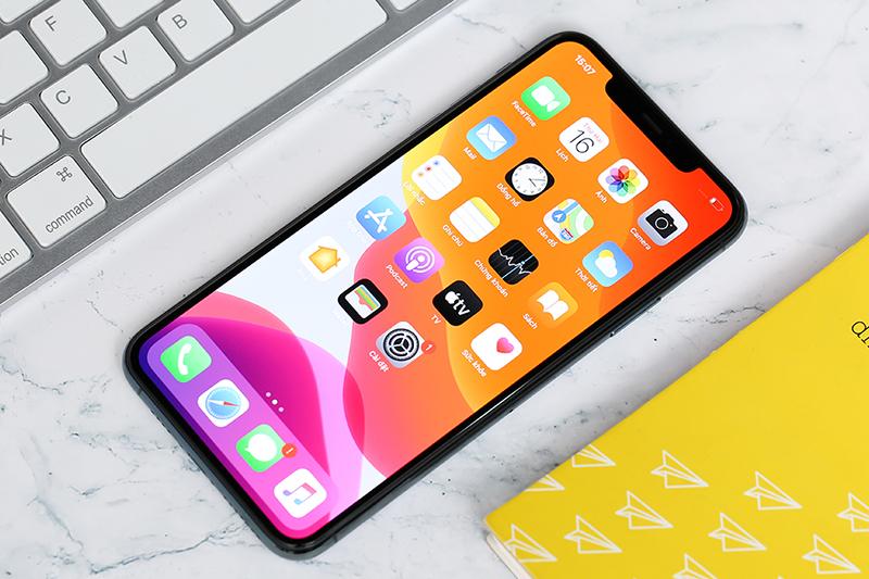 Điện thoại iPhone 11 Pro Max 64GB | Màn hình