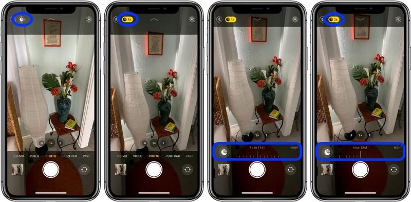 Điện thoại iPhone 11 Pro Max 64GB | Chế độ Night Mode mới