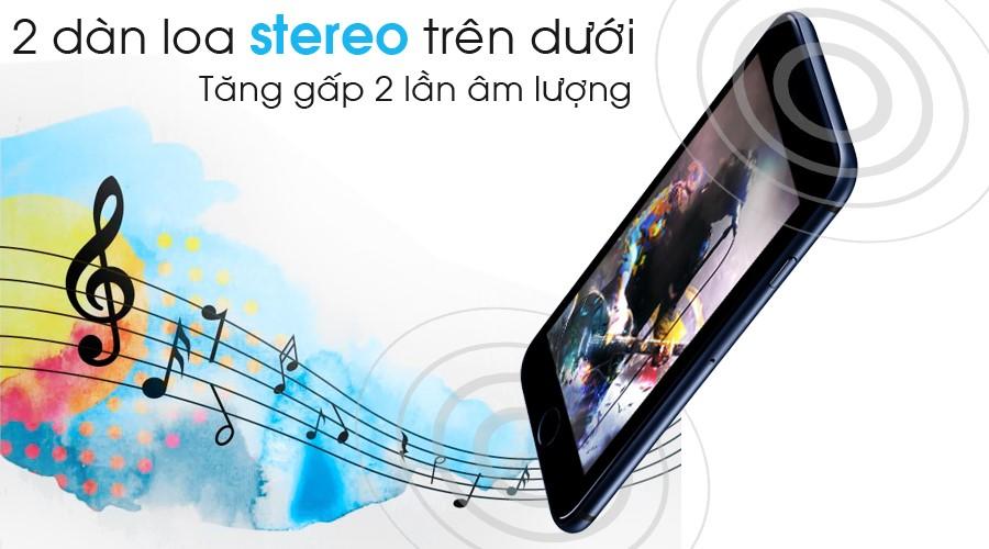 Dàn loa stereo của điện thoại iPhone 7 Plus